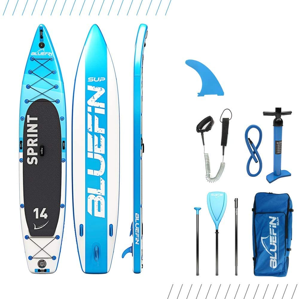 Paddle surf Blue fin Sprint 14