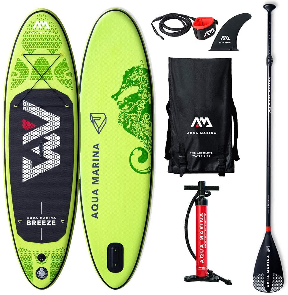 Paddle surf Aquamarina Breeze