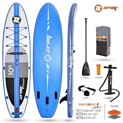Paddle surf hinchable Z Ray Atolon 10.6