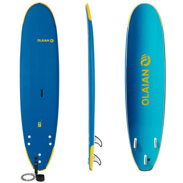 mejor tabla de surf para principiantes, Olaian 500 school