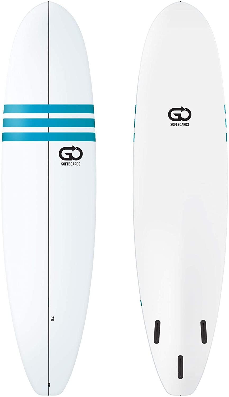 Tabla de surf para principiantes Decathlon evolutiva
