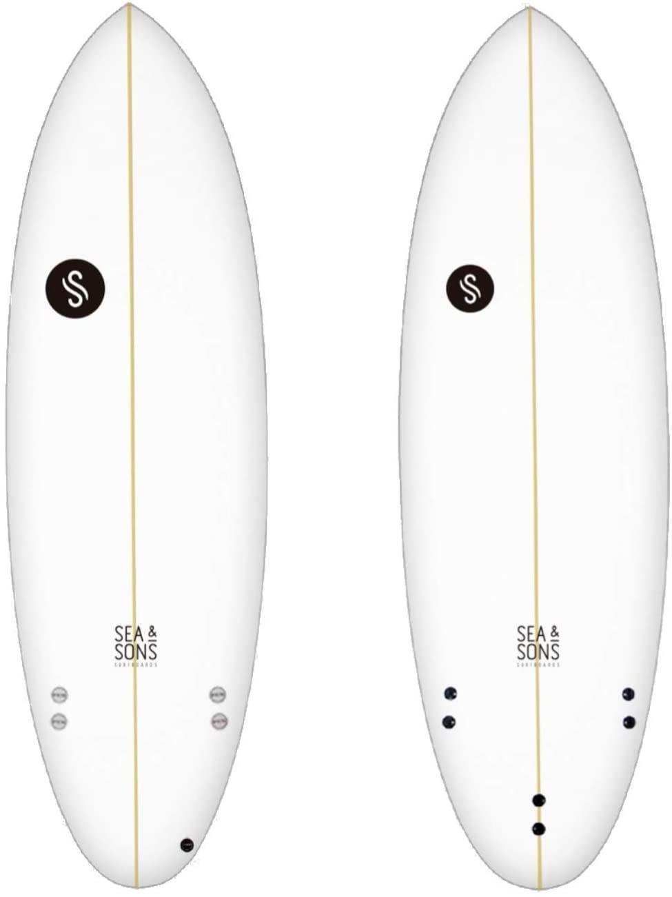 Mejores tablas de surf Sea and sons