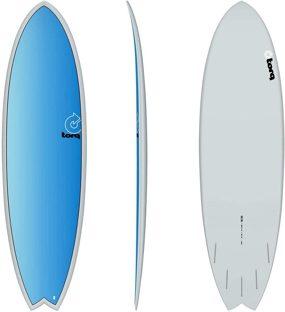 tabla de surf principiantes Torq full fade
