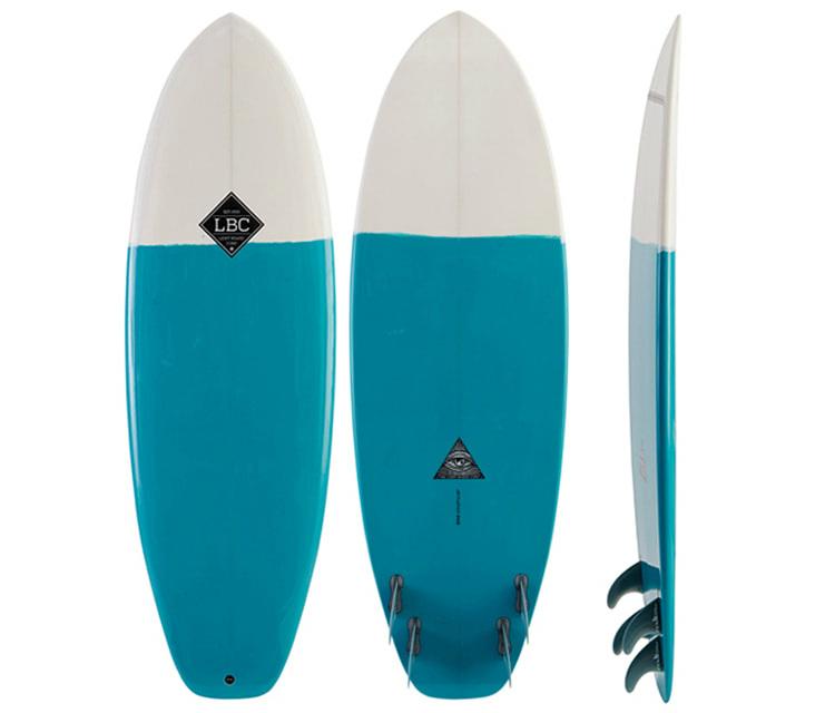 Mejor tabla de surf evolutiva Light bomb