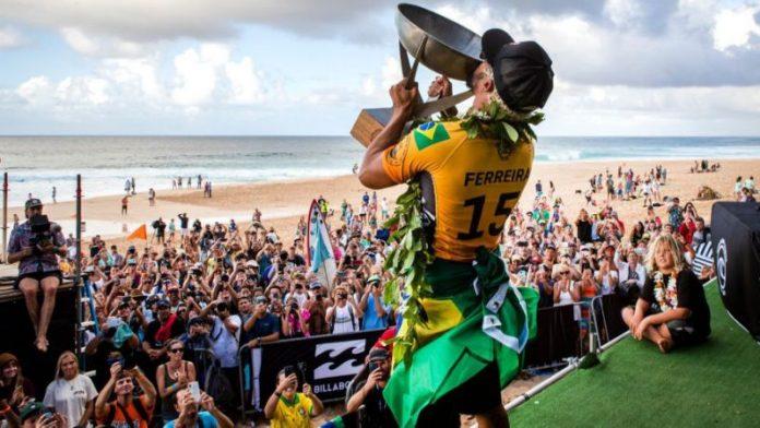 Mejor surfista 2020