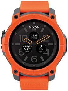 Nixon A1167 - Smartwatch Deportivo para Hombre
