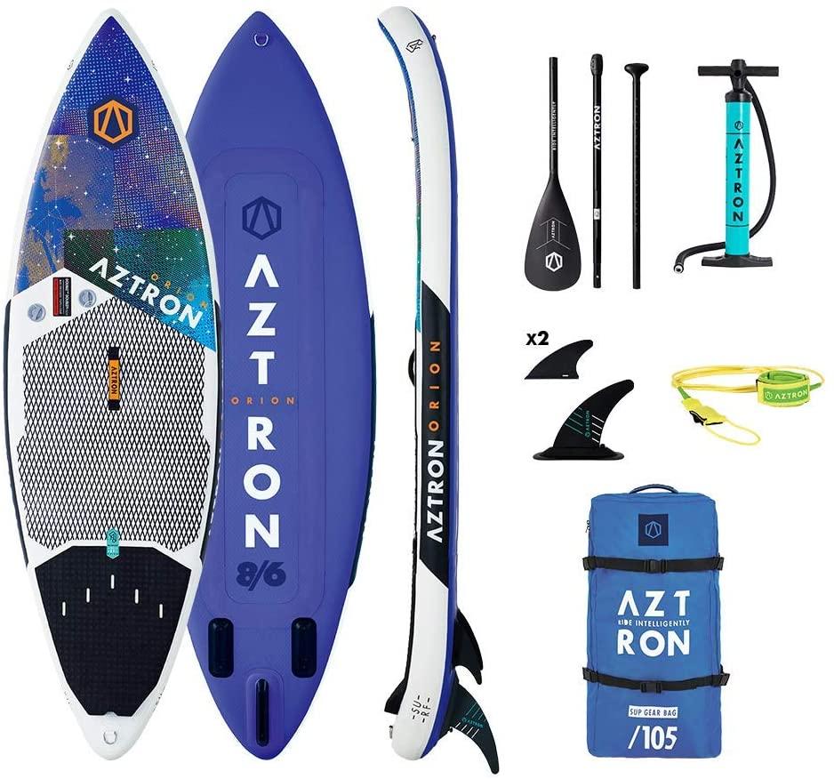 paddle surf aztron