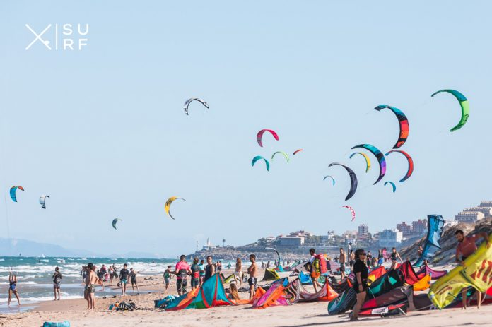 problemas kitesurf comunidad valenciana