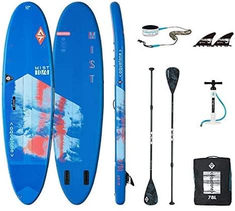 mejores paddles surf 2021 , aquatone neon