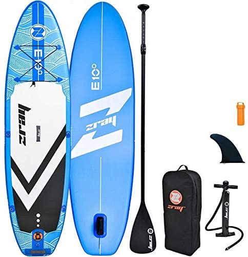 mejor paddle surf 2021 Z ray E 10