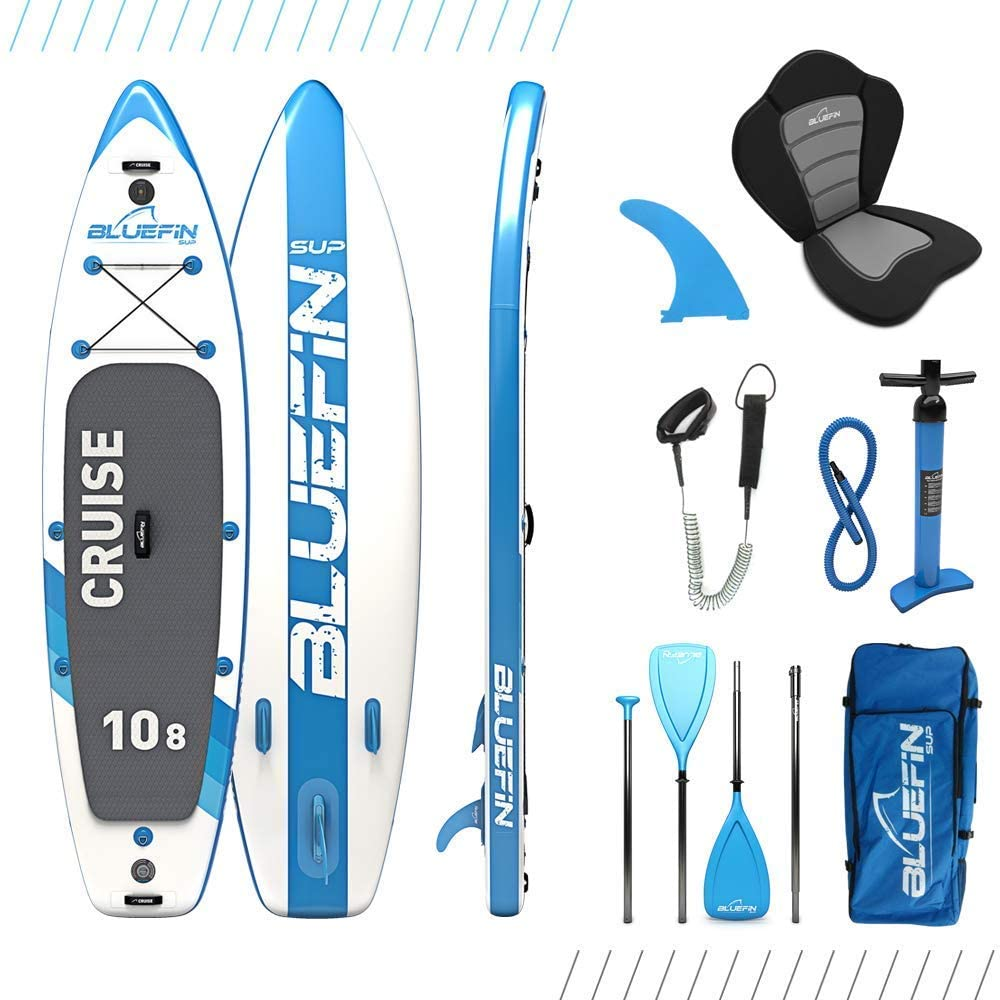 paddle surf blue fin cruise 10.8
