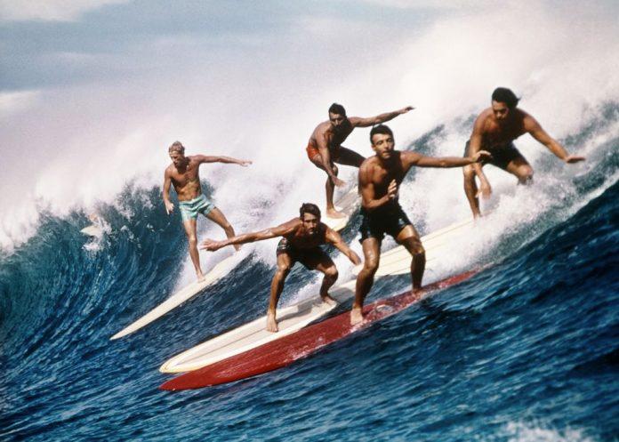 qué es el surf