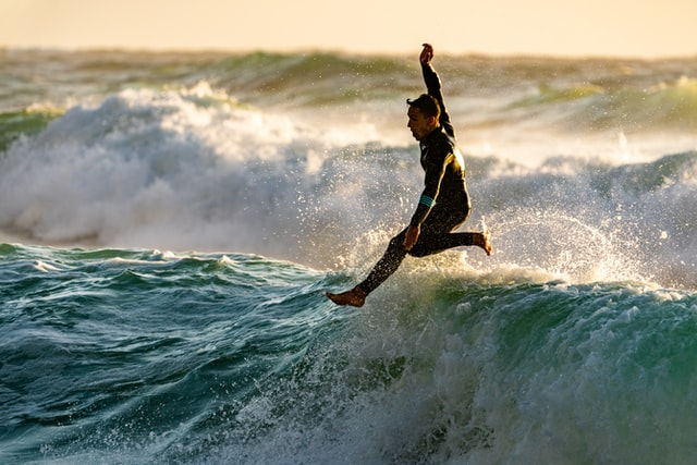 ¿ es peligroso el surf?