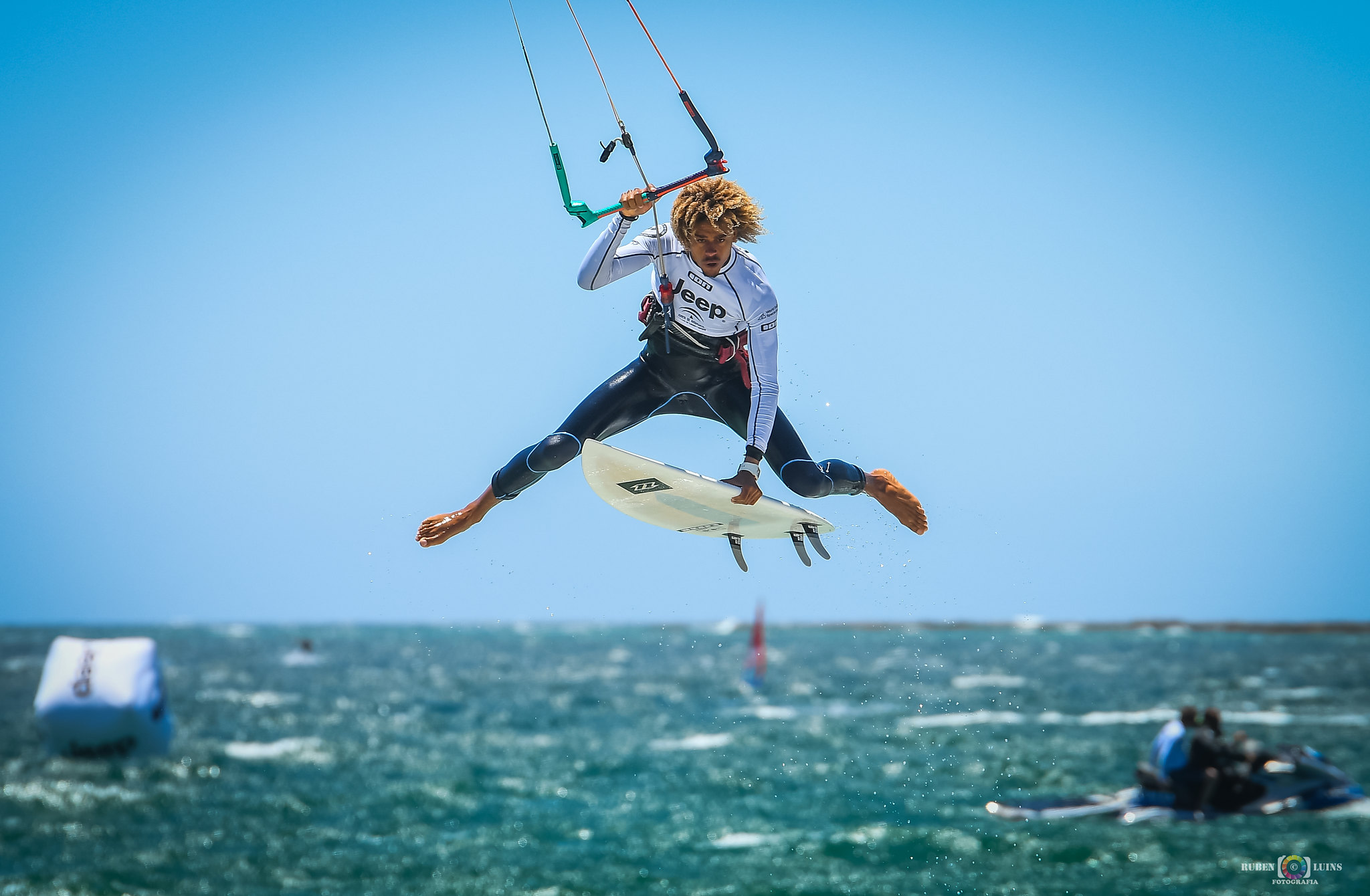 kitesurf strapless