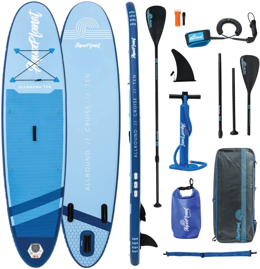 Tabla de paddle surf barata aquaplanet