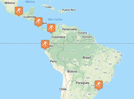 Surf Latinoamérica