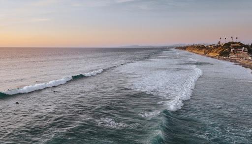 Destinos para surfear - Encinitas, California, EEUU