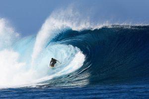 Destinos para surfear Islas Fiji