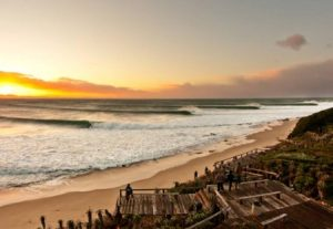 Destinos para surfear Jeffreys Bay, Sudáfrica