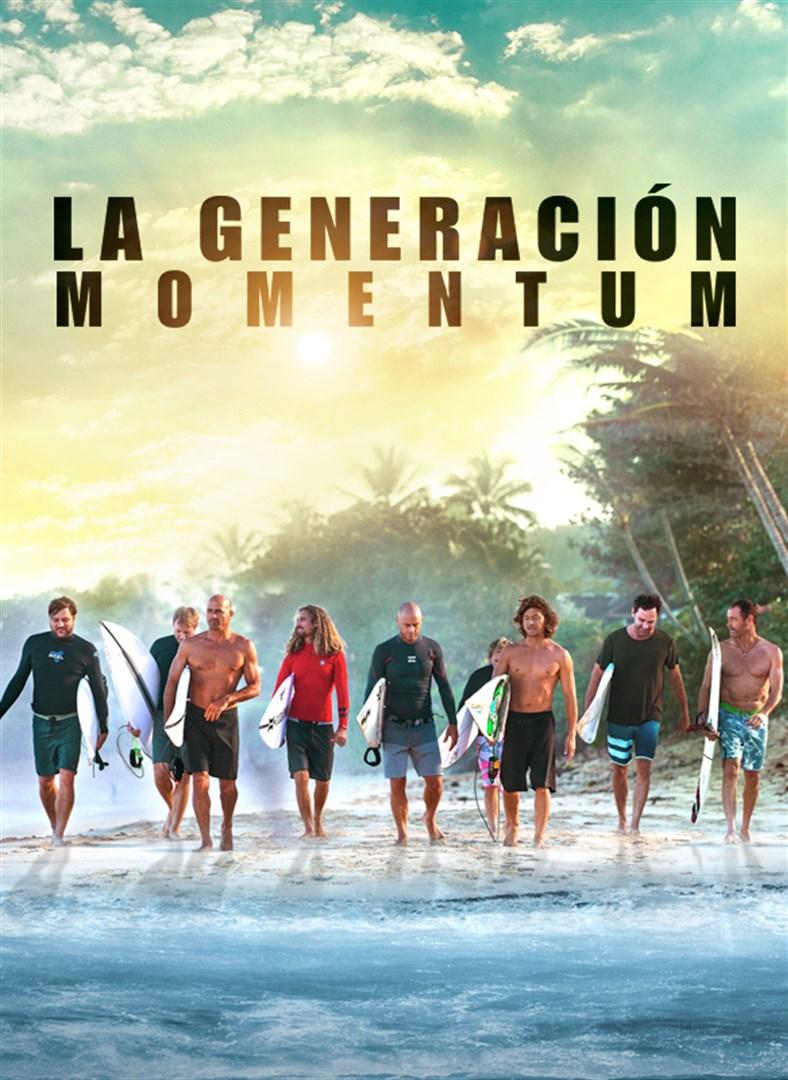Mejores películas y documentales de Surf - La Generación Momentum