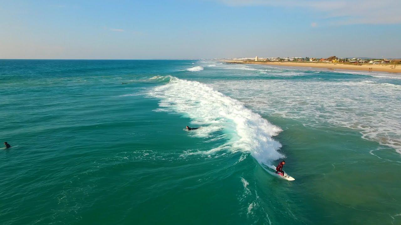 ¿Dónde hacer surf en España? El Palmar, Cádiz