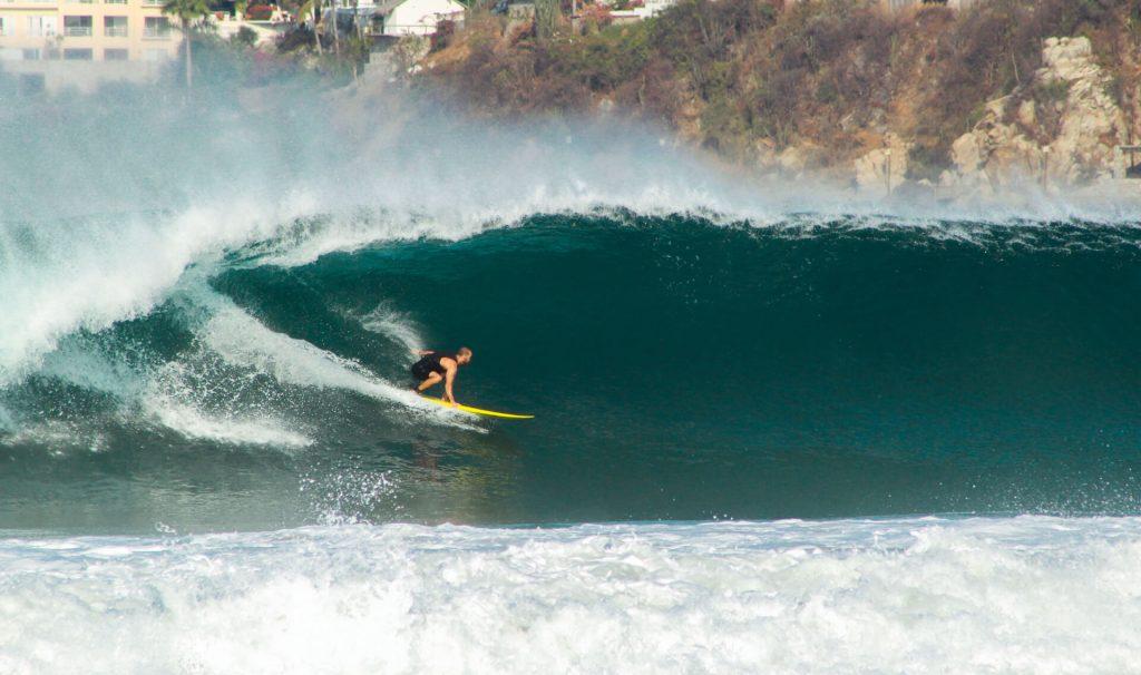Destinos para surfear - Puerto Escondido, México