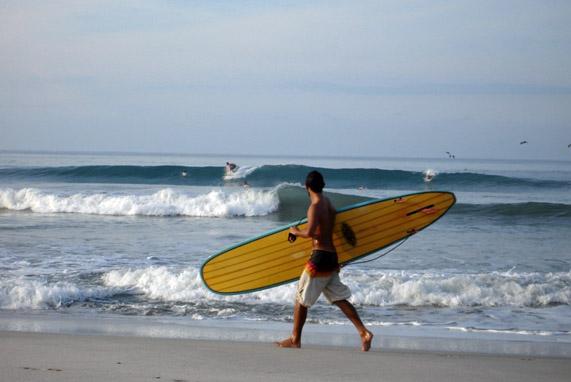 Destinos para surfear Santa Teresa, Costa Rica