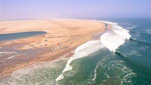 Destinos para surfear Bahía Esqueleto