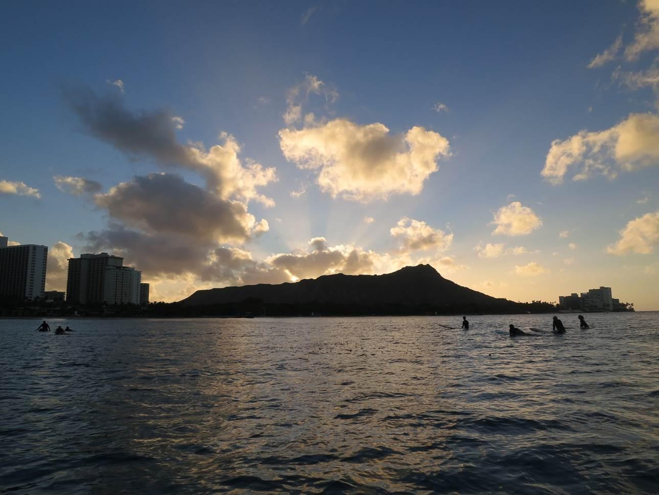 Destinos para surfear - Waikiki, Oahu, Hawai