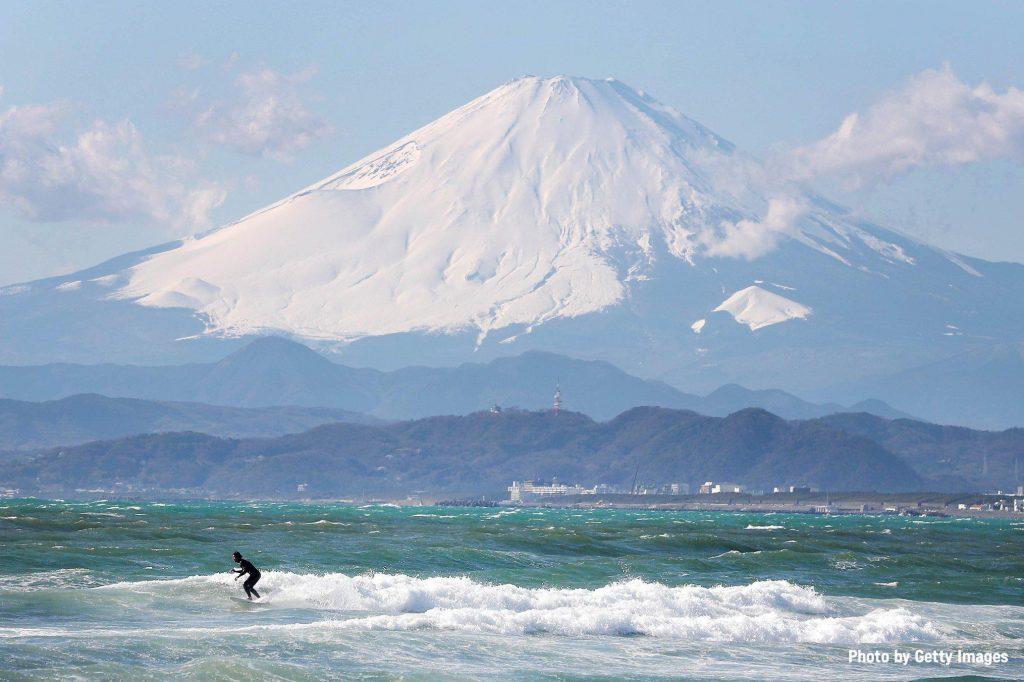 Destinos para surfear - Chiba, Japón