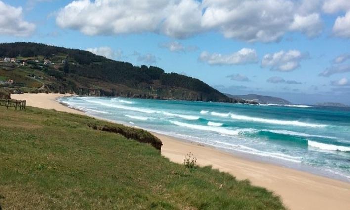 ¿Dónde hacer surf en España? Razo, La Coruña, Spain