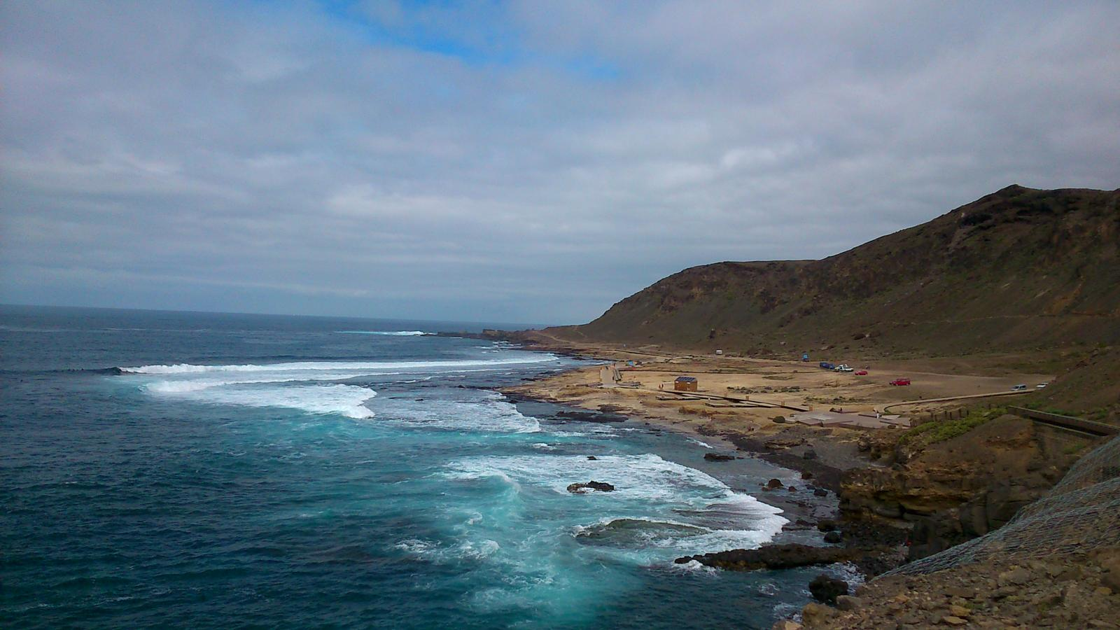 ¿Dónde hacer surf en España? Spot surf, El Confital, Gran Canaria