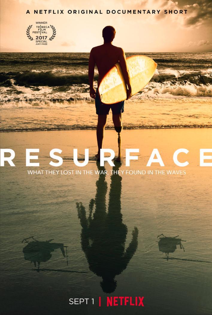 Mejores Documentales y Películas de Surf - Resurfacce (2017)