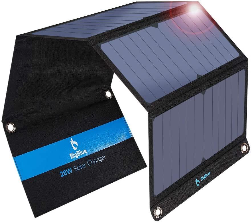 accesorios camper - Placa solar portátil