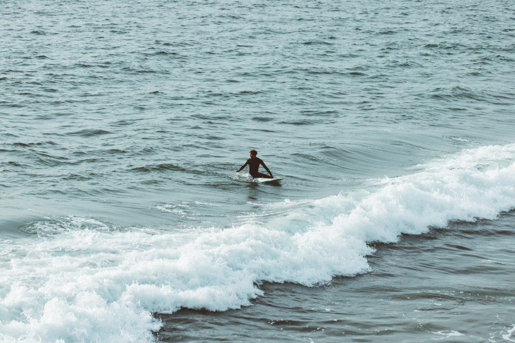 olas de espuma