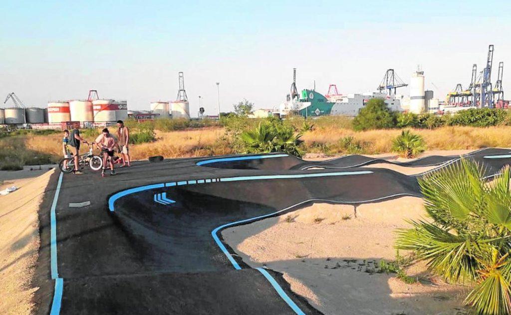 Pump track nazaret