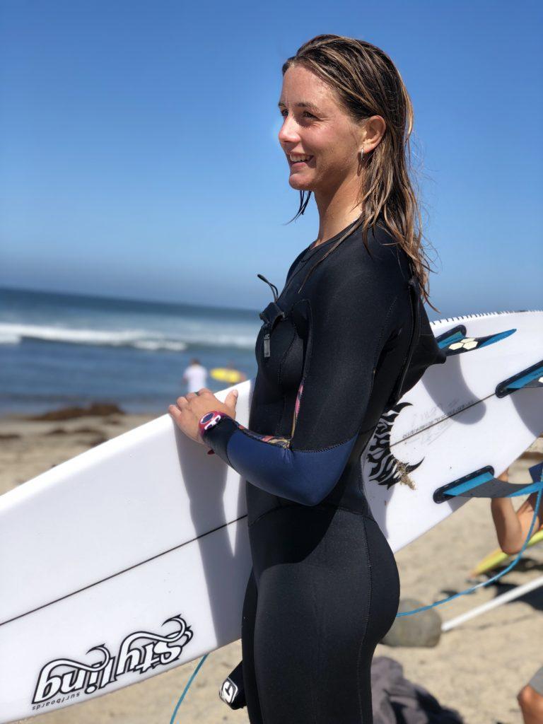 Leti Canales Tabla de surf