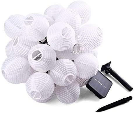 accesorios camper - guirnaldas LED