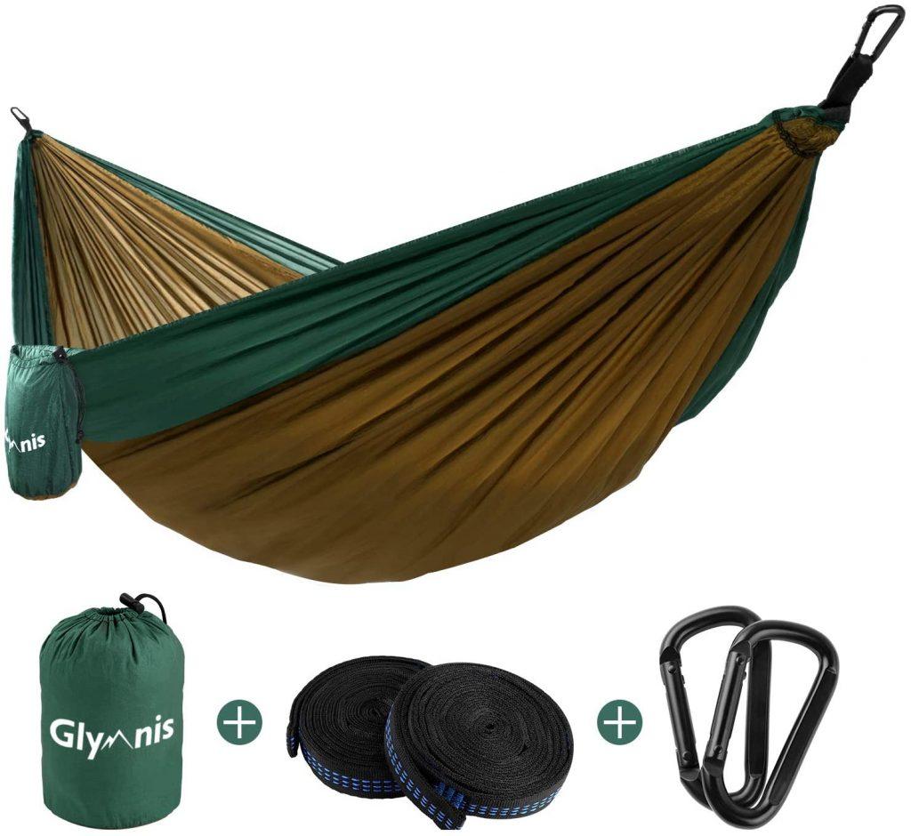 accesorios camper - hamaca árbol