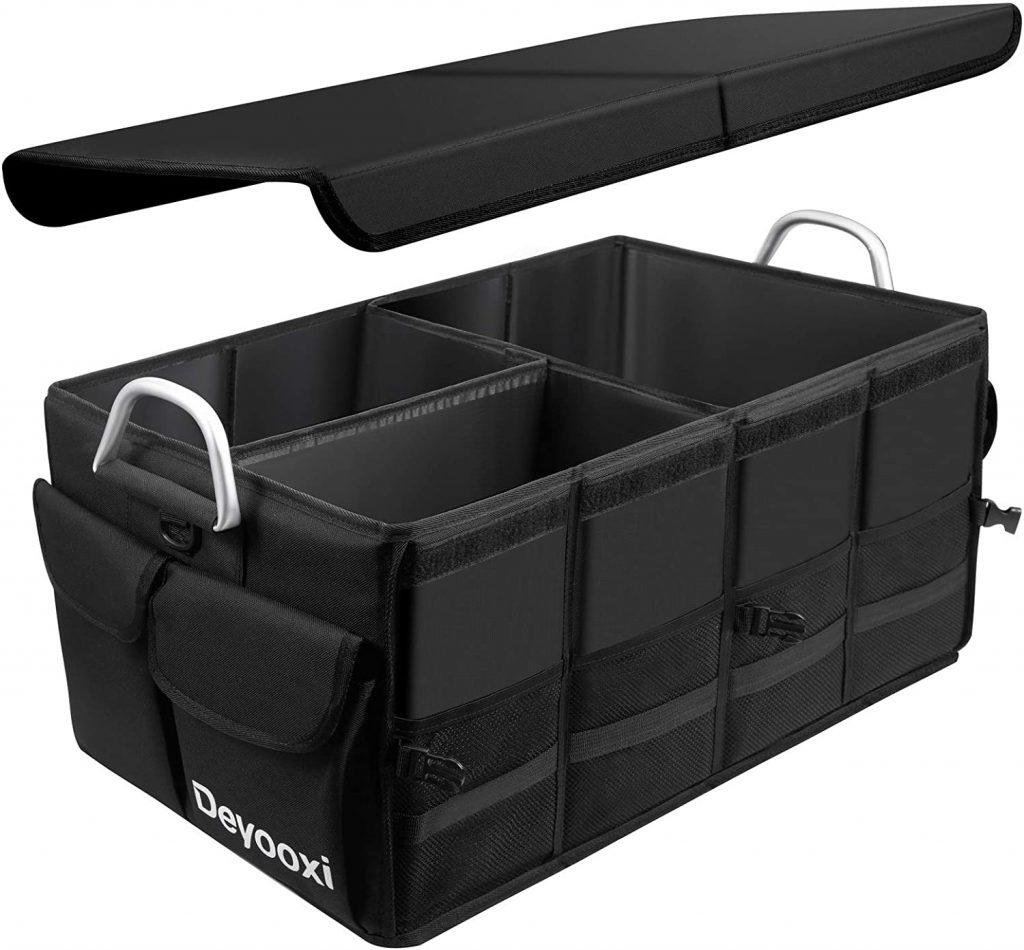 accesorios camper - organizador maletero