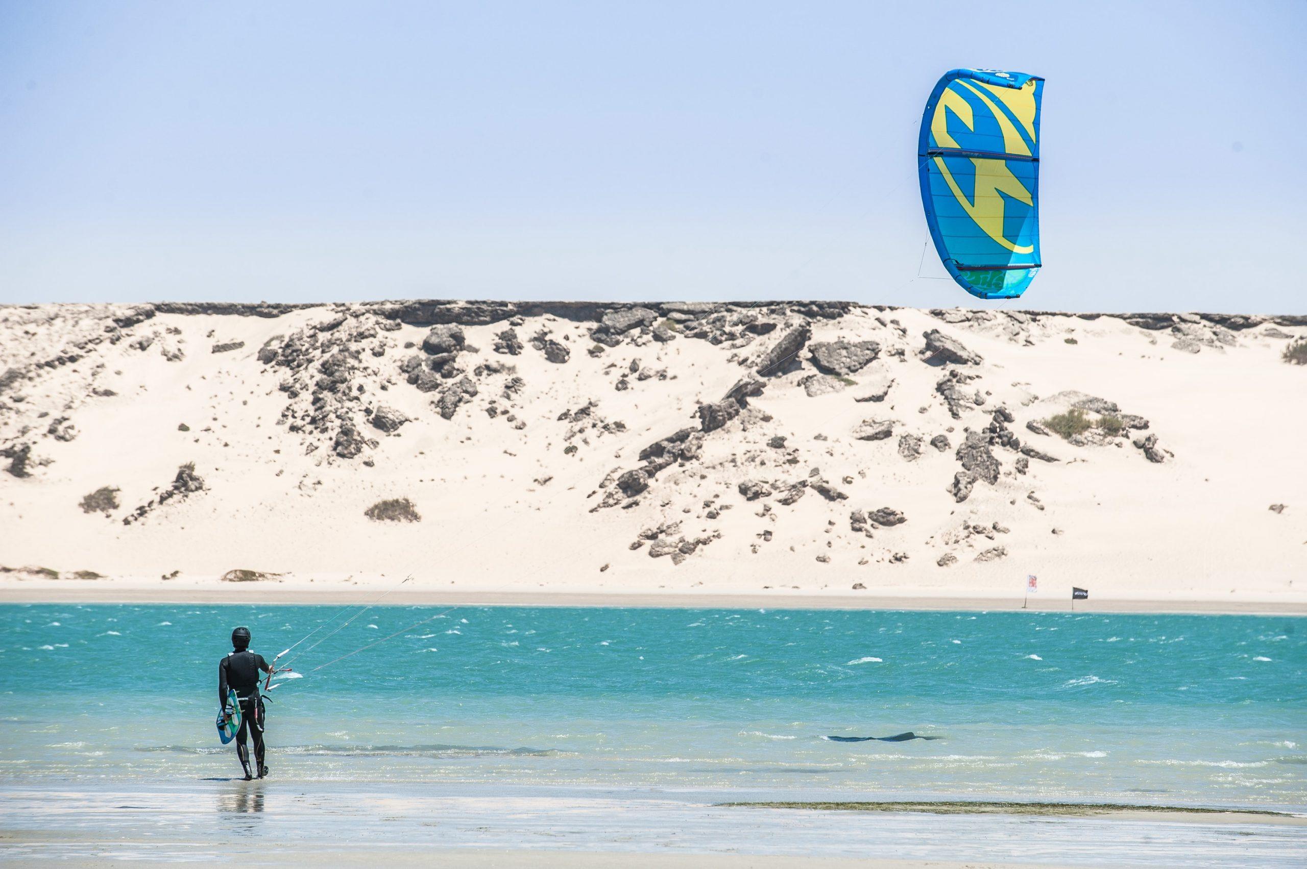 spots de kitesurf, Dakhla