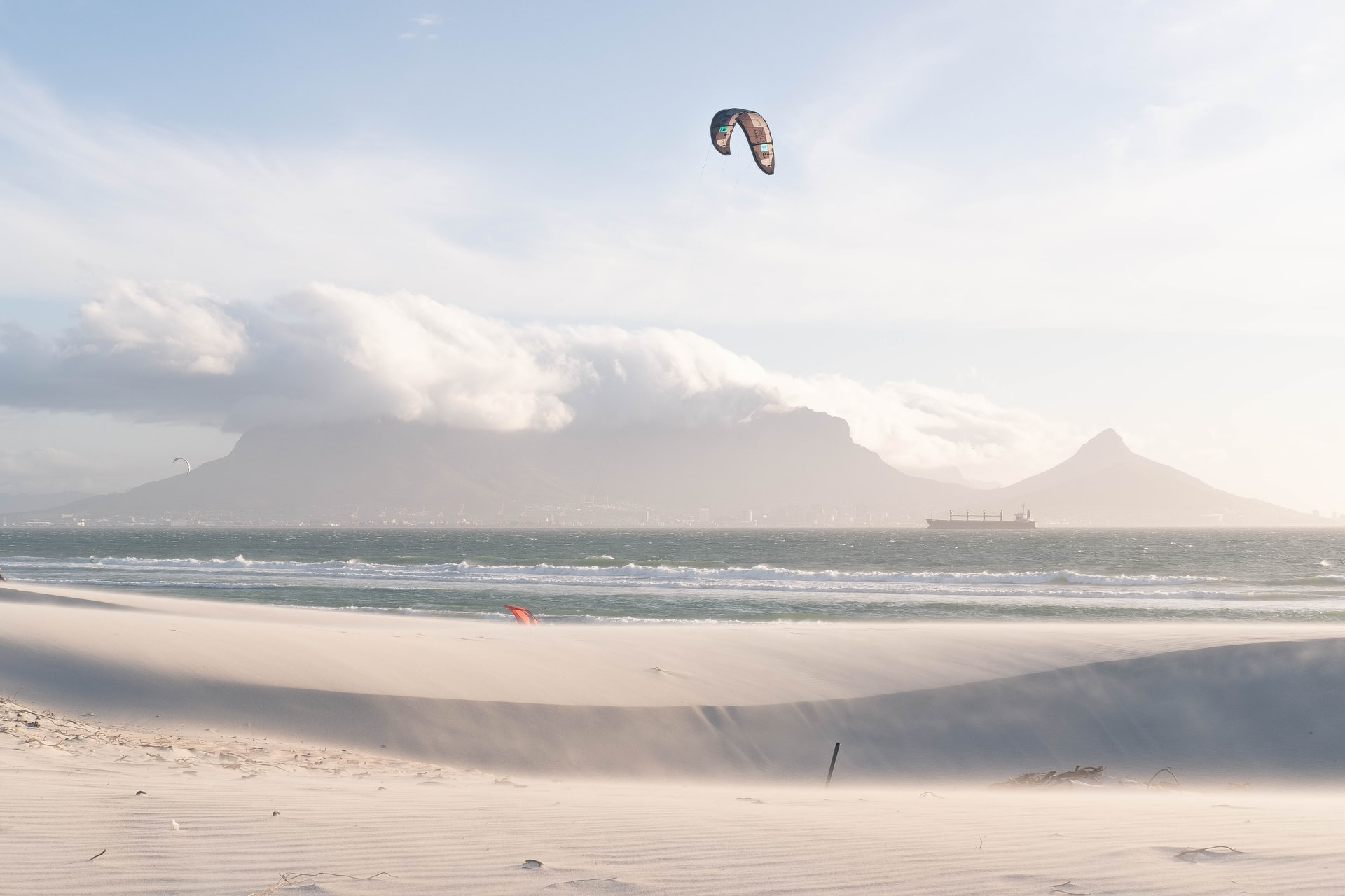 spots de kitesurf - Cape Town
