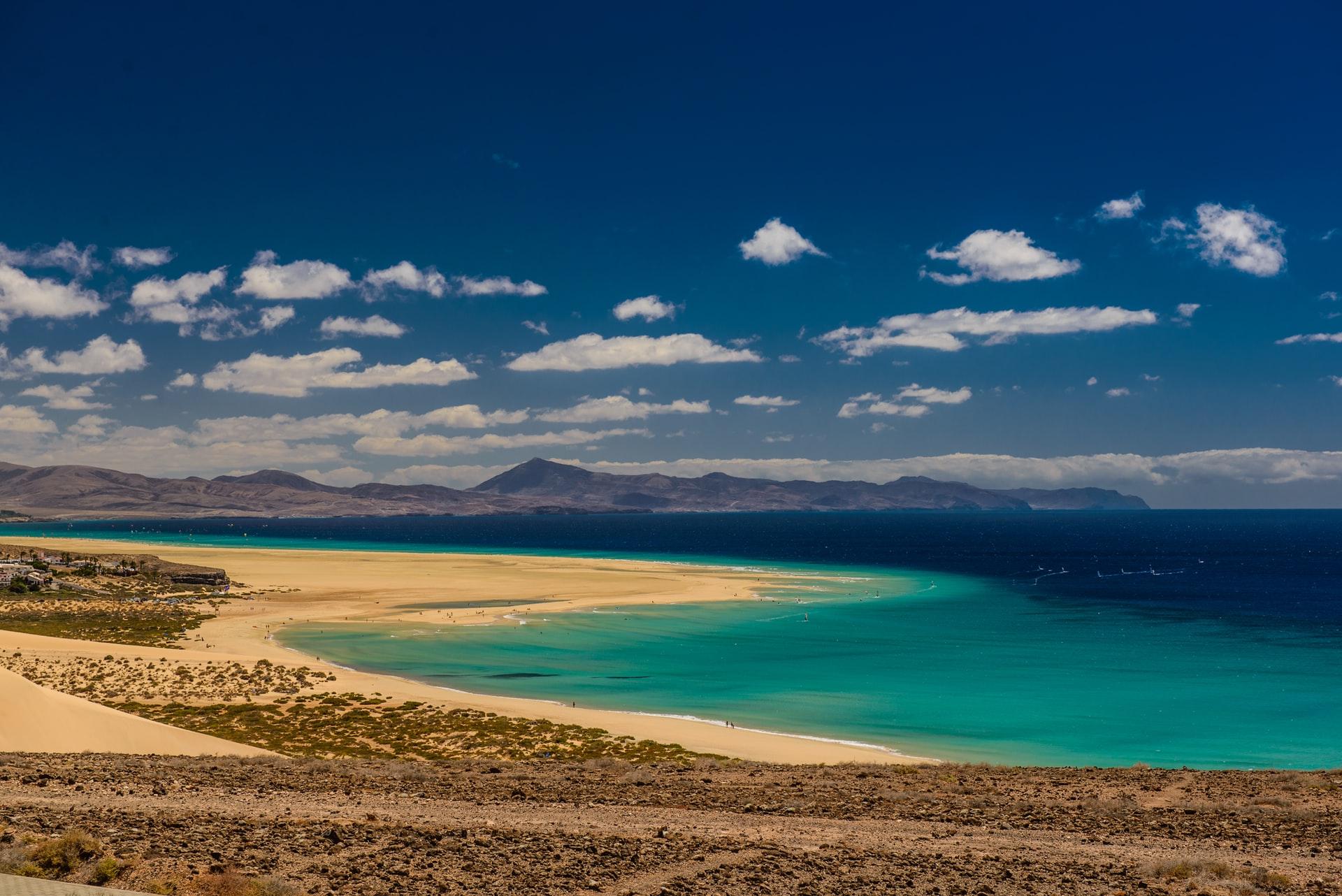 spots de kitesurf, Fuerteventura